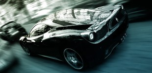 Ferrari 458 Italia Motion