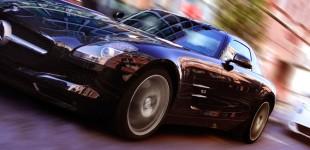 Mercedes SLS AMG Motion