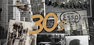 30er-collage