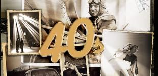 40er-collage