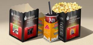 Designentwurf Popcornbag